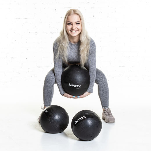 Dinox Slam Ball 2-40 kg sileäpintainen