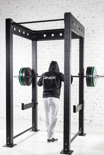 Dinox Power Pro rack, crossfit